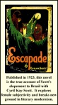Escapade by Evelyn Scott