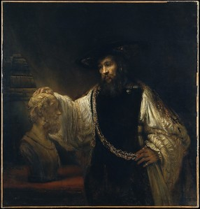 Love in Amrerica Rembrandt