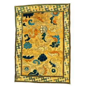 Critics Ming Dynasty carpet