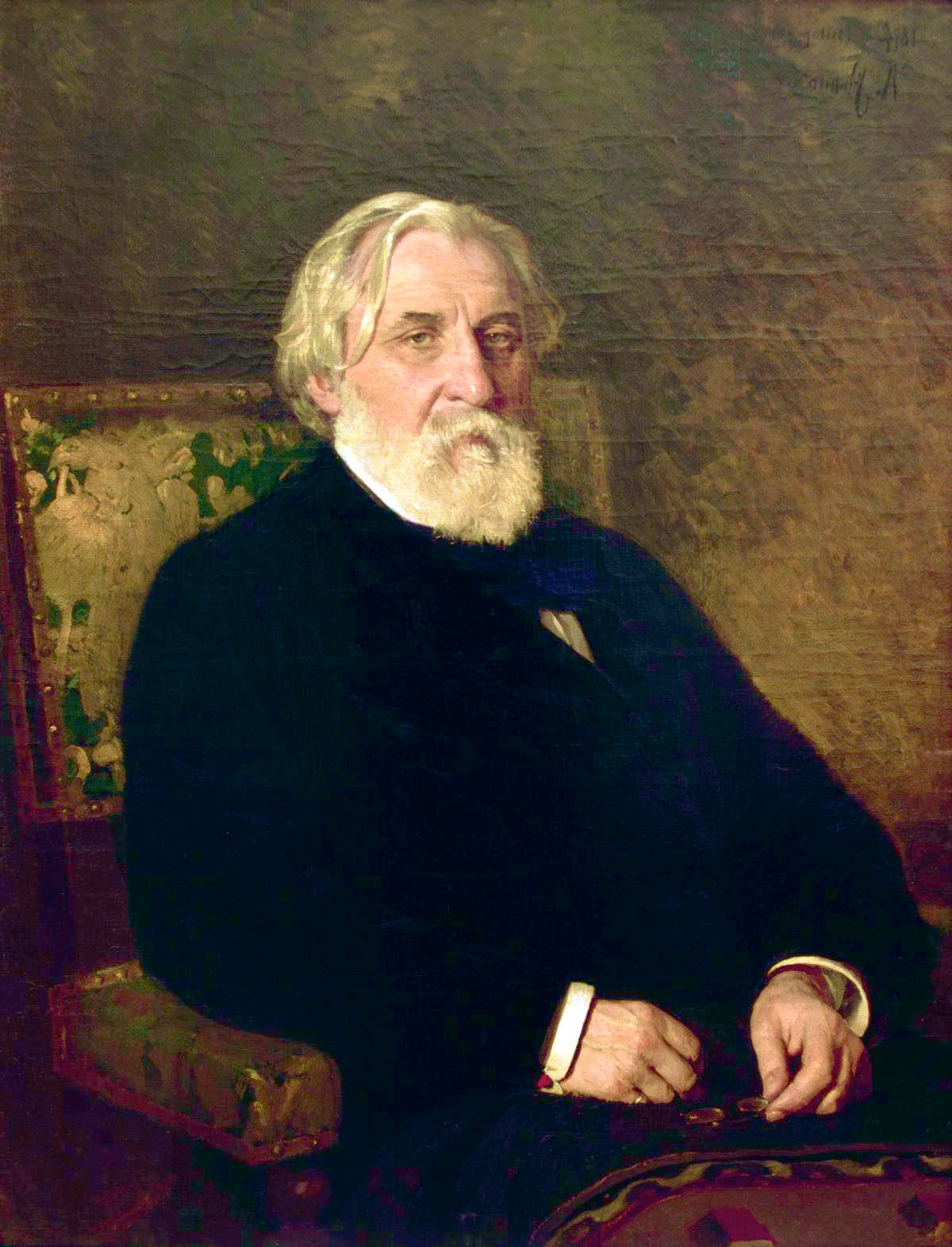 love and nihilism and turgenevs fathers Ivan turgenev's bazarov, in fathers and sons (1862), pioneers the anarchistic philosophy of nihilism, depending entirely on science and reason, but ends up falling passionately in love and then cast out, through death, from the rigidity of though.